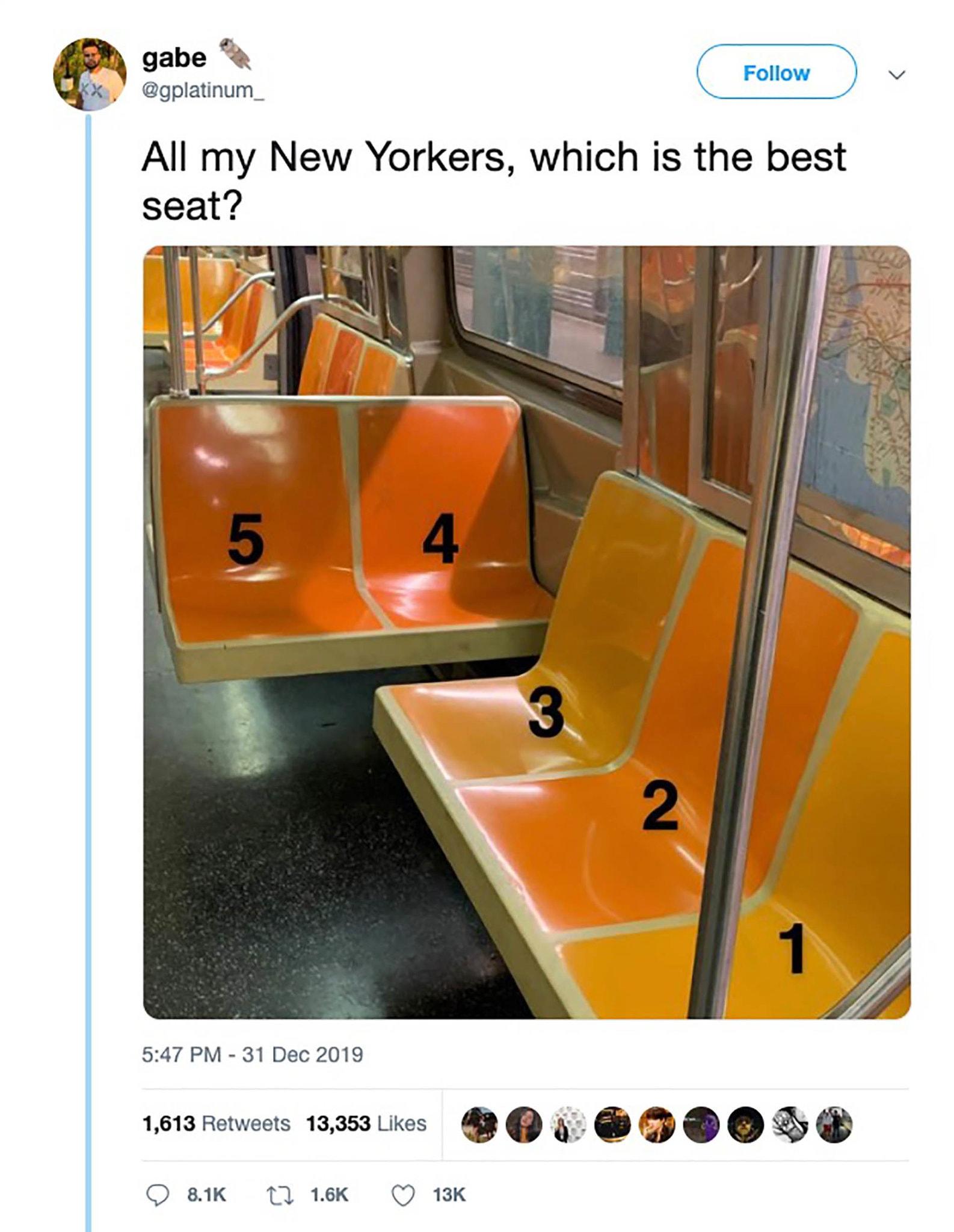 Великая дилемма Нью-Йоркского метрополитена иглавное свойство человеческой природы